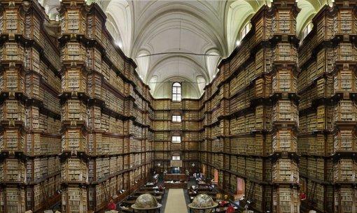 JF-Rauzier-Angelica-2010-série-Bibliothèques-idéales-courtesy-galerie-paris-beijing